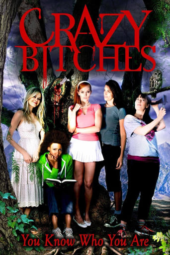 Poster of Crazy Bitches