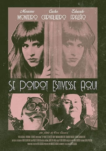 Poster of Se Poirot Estivesse Aqui