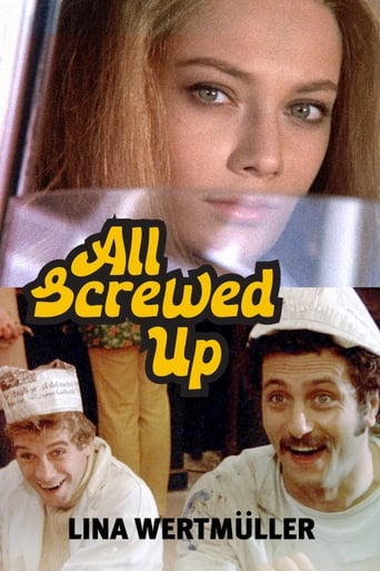 Poster of All Screwed Up
