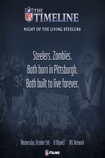 Poster of Night of the Living Steelers