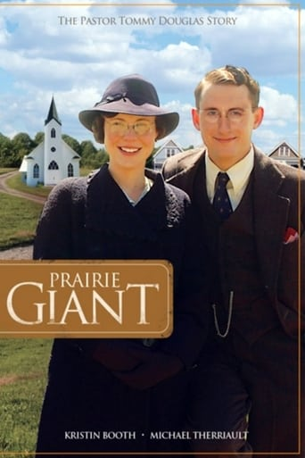 Poster of Prairie Giant: The Tommy Douglas Story