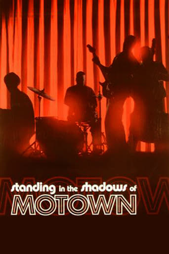 Poster of Standing in the Shadows of Motown