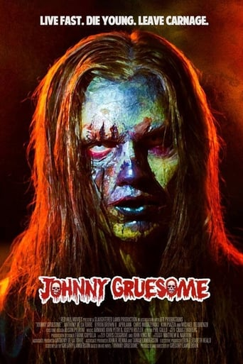Poster of Johnny Gruesome