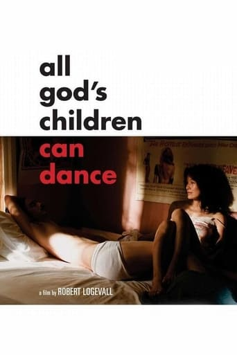 Poster of All God's Children Can Dance