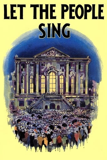 Poster of Let the People Sing