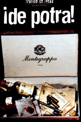 Poster of ¡De potra!