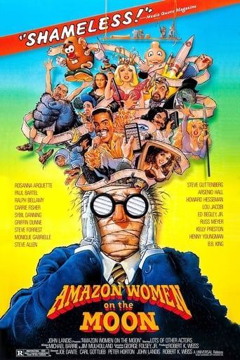 Poster of Amazon Women on the Moon