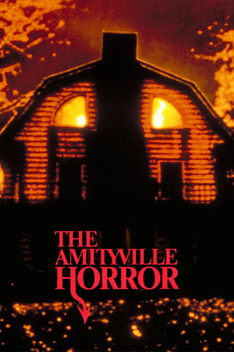 Poster of The Amityville Horror