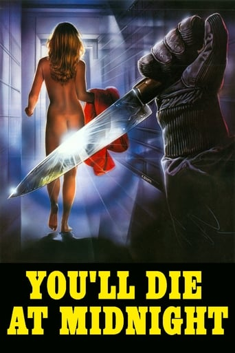 Poster of You'll Die at Midnight