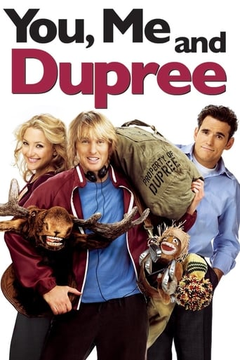 Poster of You, Me and Dupree