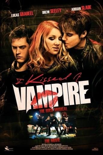 Poster of I Kissed a Vampire