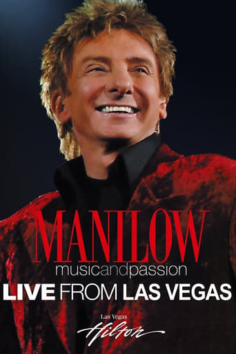Poster of Manilow: Music and Passion