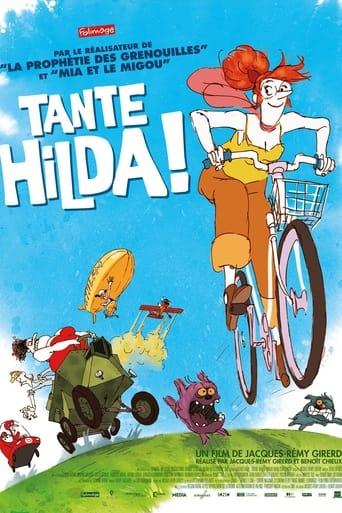 Poster of Aunt Hilda!