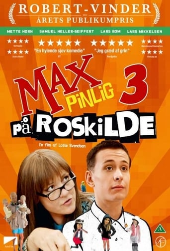 Poster of Max Embarrassment at Roskilde