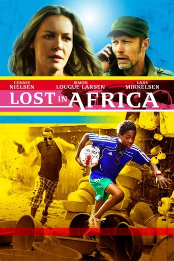 Poster of Lost in Africa