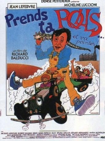 Poster of Prends ta Rolls et va pointer