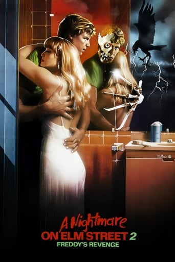 Poster of A Nightmare on Elm Street Part 2: Freddy's Revenge