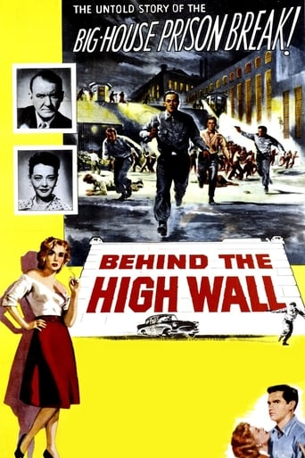 Poster of Behind the High Wall
