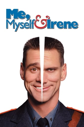 Poster of Me, Myself & Irene