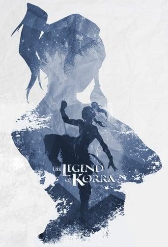 Poster of The Legend of Korra