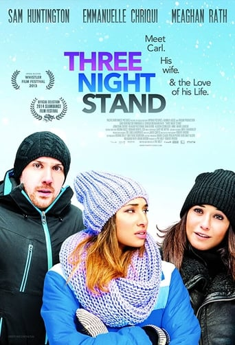 Poster of Three Night Stand