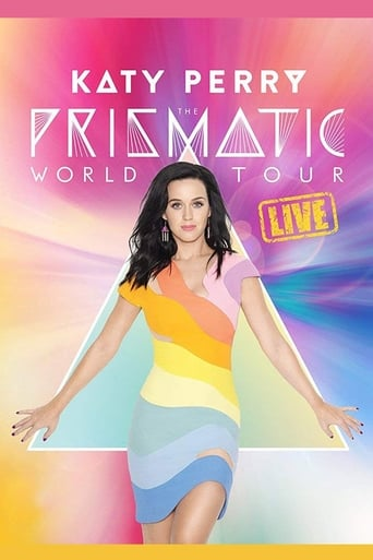 Poster of Katy Perry: The Prismatic World Tour Live