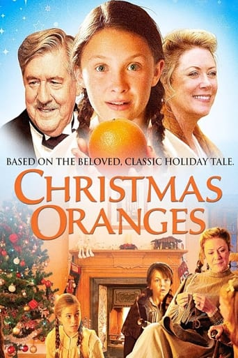 Poster of Christmas Oranges