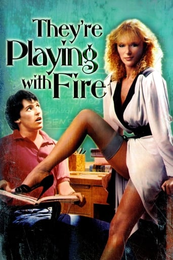 Poster of They're Playing with Fire