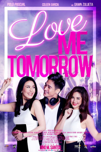 Poster of Love Me Tomorrow