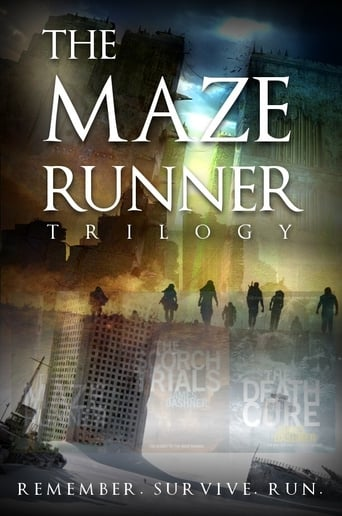 all movies from the maze runner collection saga are on