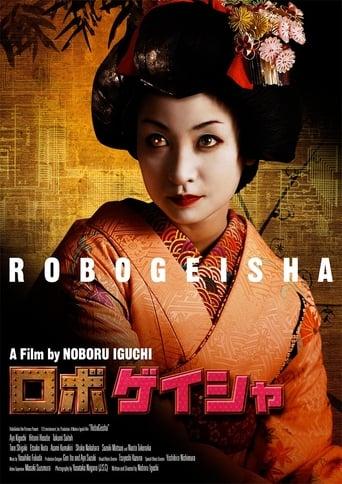 Poster of RoboGeisha