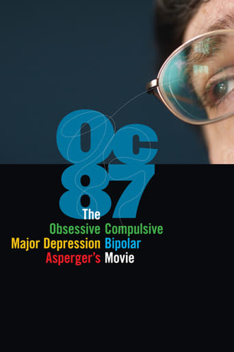 Poster of OC87: The Obsessive Compulsive, Major Depression, Bipolar, Asperger's Movie