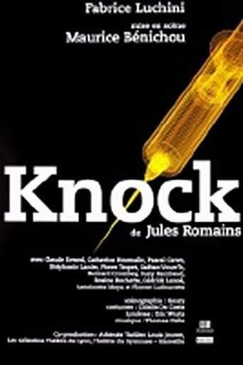 Poster of Knock, ou le triomphe de la médecine