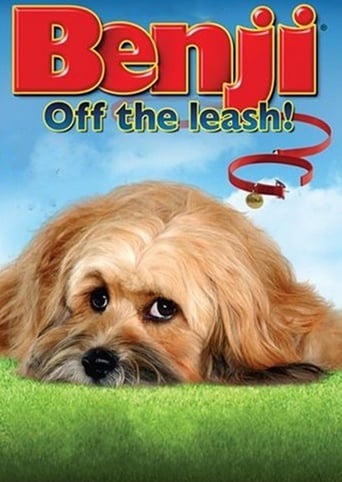 Poster of Benji: Off the Leash!