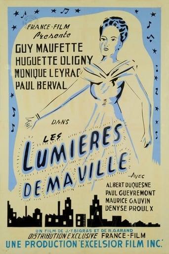 Poster of Les lumières de ma ville
