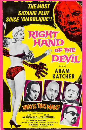 Poster of Right Hand of the Devil
