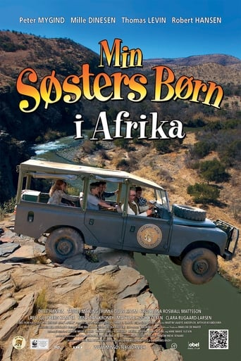 Poster of My Sister's Kids in Africa