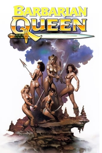 Poster of Barbarian Queen