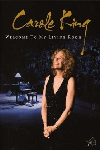 Poster of Carole King: Welcome to My Living Room