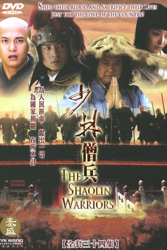Poster of The Shaolin Warriors