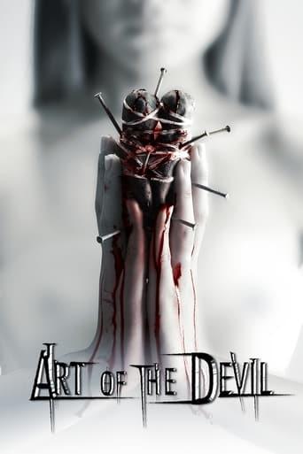Filmposter von Art of the Devil