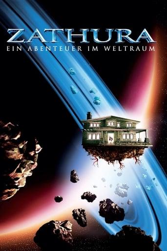 Filmplakat von Zathura - Ein Abenteuer im Weltraum