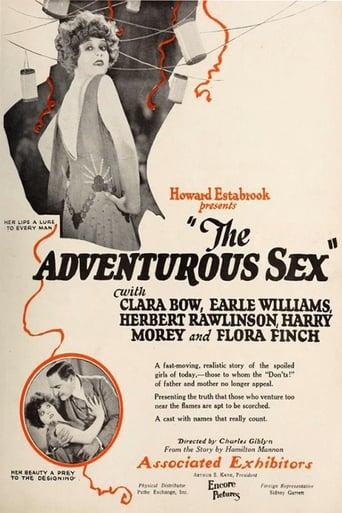 Poster of The Adventurous Sex