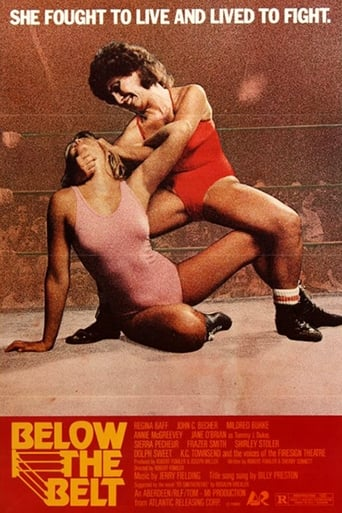 Poster of Below the Belt