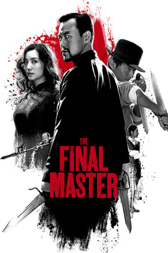 Poster of The Final Master