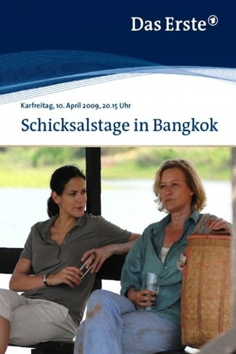 Poster of Schicksalstage in Bangkok