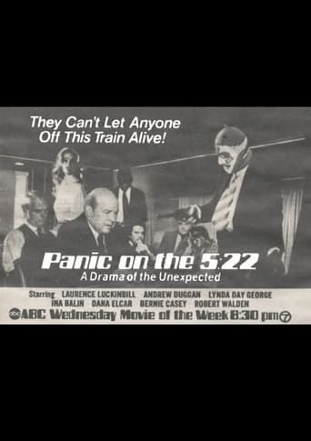 Poster of Panic on the 5:22