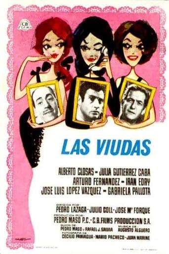 Poster of Las viudas
