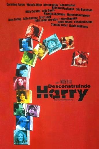 Poster of Deconstructing Harry