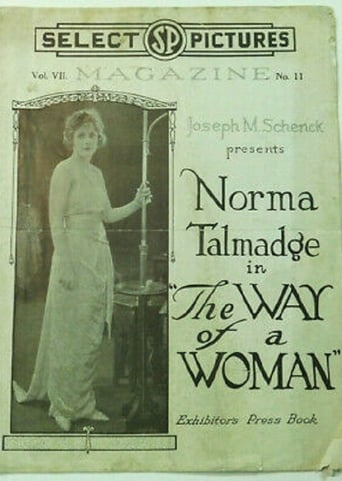 Poster of The Way of a Woman